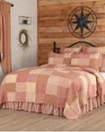 Sawyer Mill Red by VHC Brands Quilts
