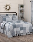 Sawyer Mill Blue by VHC Brands Quilts