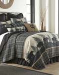 Bear Walk Plaid by Donna Sharp Quilts