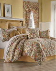 August by Five Queens Court Bedding