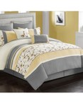 Parla Yellow by Riverbrook Home Bedding