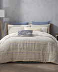 Sequoia Indigo by Habit by Highline Bedding Co.
