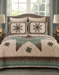 Sea Breeze Star  by Donna Sharp Quilts