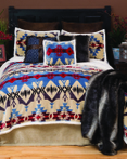 Blue River Southwest by Carstens Lodge Bedding