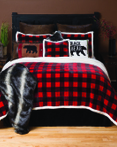 Lumberjack Plaid by Carstens Lodge Bedding