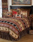 Maple Lake by Carstens Lodge Bedding