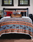 Moose Tracks by Carstens Lodge Bedding