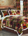 Patchwork Lodge by Carstens Lodge Bedding