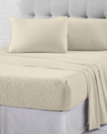 Royal Fit Flannel Sheet Set by J Queen New York