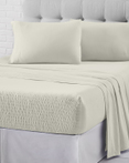Royal Fit Jersey Knit Sheet Set by J Queen New York