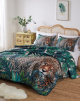 Jungle Cat by Greenland Home Fashions