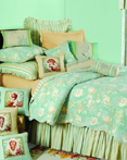 Natural Shells by C&F Quilts