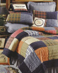 Northern Plaid by C&F Quilts by C&F Quilts