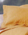 Matelasse Quilted Cornsilk by C&F Quilts