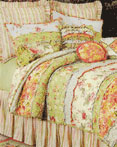 Garden Dream by C&F Quilts