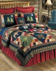 Timberline by C&F Quilts