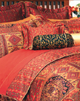 Oriental Scarlet by Revelle Home Fashions