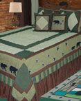 Bear Trail by Patchmagic Quilts