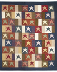Homespun Stars by Patchmagic Quilts