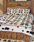 Bear's Paw by Patchmagic Quilts