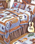 Cowboy by Patchmagic Quilts