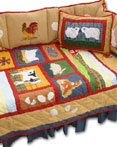 Barnyard by Patchmagic Quilts