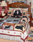 Black Lab by Patchmagic Quilts