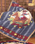 Lil Buckaroo by Patchmagic Quilts